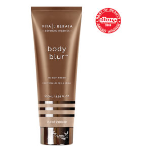 Тональный крем Vita Liberata Body Blur HD Skin Finish - Café Crème