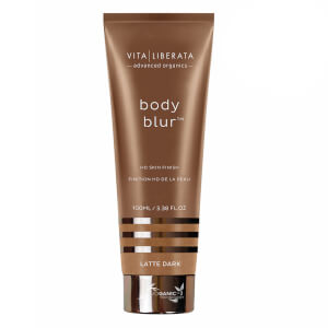 Vita Liberata Body Blur Instant HD Skin Finish - Latte Dark 100ml