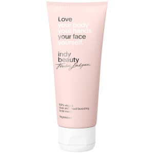 indy beauty clear skin mud boosting facial mask
