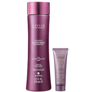 Alterna Caviar Infinite Shampoo and Moisture Intense Pre-Shampoo Duo