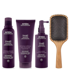 Aveda Invati Advanced Trio with Paddle Brush