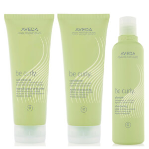 Aveda Be Curly Trio