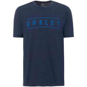 Oakley Men's 50-Double Stack T-Shirt - Fathom
