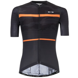Oakley Men's Jaw Breaker Jersey - Forged Iron