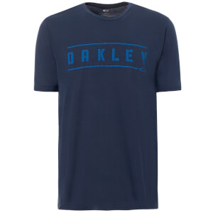 Oakley Men's 50-Double Stack T-Shirt - Balsam