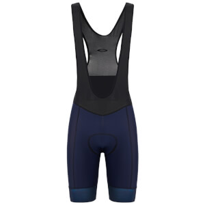 Oakley Men's Jaw Breaker Bib Shorts - Atomic Blue