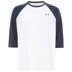 Oakley Men's 50-DTP Raglan Top - White