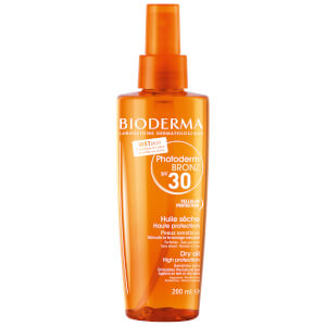 Bioderma Photoderm Bronz Dry Oil SPF30 -kuivaöljy 200ml