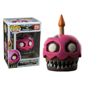 Five Nights at Freddy's Nightmare Cupcake EXC Pop! Vinyl Figure