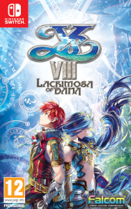 Ys VIII: Lacrimosa Of DANA Adventurer`s Edition