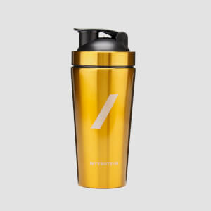 Myprotein Golden Stainless Steel Shaker