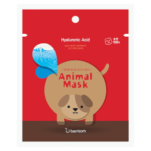 Berrisom Animal Mask Series -kasvonaamio, koira 25ml