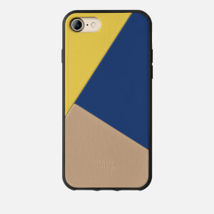 Native Union Clic Marquetry - iPhone 7/8 Case - Canary