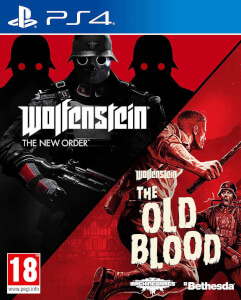 Wolfenstein Double Pack Avec : The New Order & The Old Blood