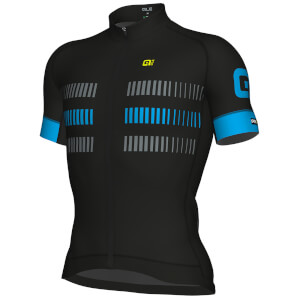 Alé Strada Jersey - Black/Blue