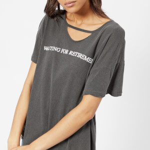 Wildfox Women's Retired T-Shirt - Pigment Black