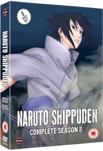 Naruto Shippuden - Complete Series 8 Box Set (Episodes 349-401)