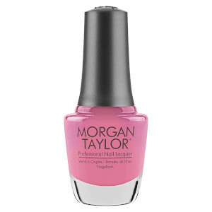 Morgan Taylor Professional Nail Lacquer in Rose-y Cheeks