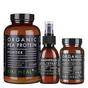 KIKI Health Fitness and Energy Bundle (Worth £32.40)