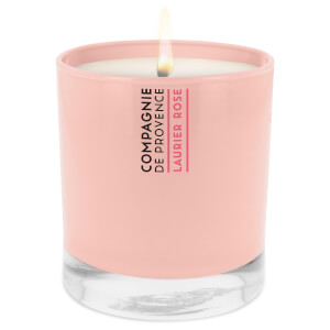 Compagnie de Provence Rose Bay Scented Candle 260 g
