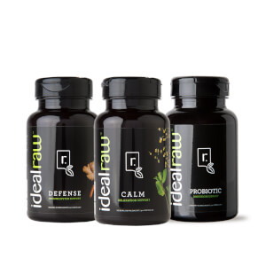 IdealRaw Complete Care Bundle