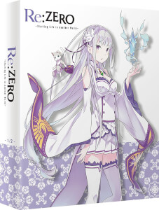 RE:Zero - Part 1 Collector's BD