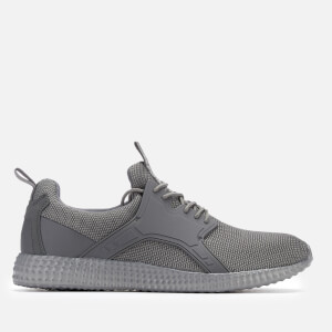 Crosshatch Men's Nutana Trainers - Steel Gray