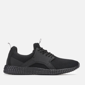 Crosshatch Men's Nutana Trainers - Black