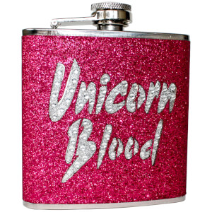 Unicorn Blood Hip Flask