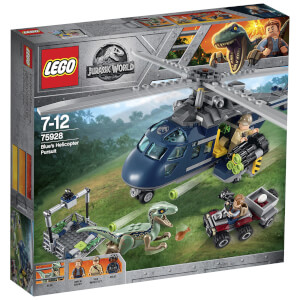 LEGO Jurassic Fallen Kingdom: Blue's Helicopter Pursuit (75928)