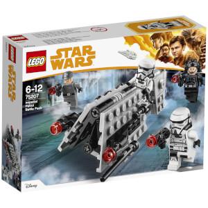 LEGO Star Wars : Pack de combat de la patrouille impériale (75207)