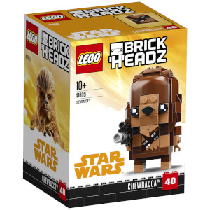 Brickheadz: Chewbacca (41609)