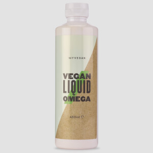 Vegan Liquid Omega 3