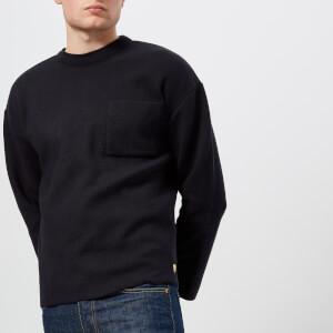 Armor Lux Men's Héritage Sweatshirt - Rich Navy
