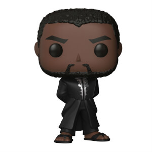Figurine Pop! Black Panther (Marvel) - Black Panther Tenue Noire