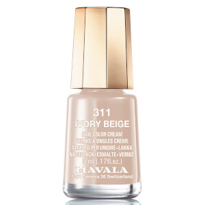 Mavala Nail Colour - Ivory Beige 5ml