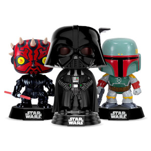 Funko Pop Star Wars Pop In A Box Uk