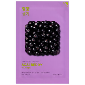 Holika Holika Pure Essence Mask Sheet -kasvonaamio, Acai Berry