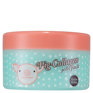 Pack com Colagénio Jelly pack Pig Collagen da Holika Holika