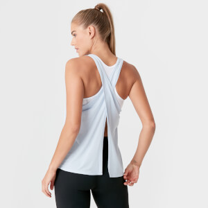 Myprotein Dry Tech Vest Ice - Blue