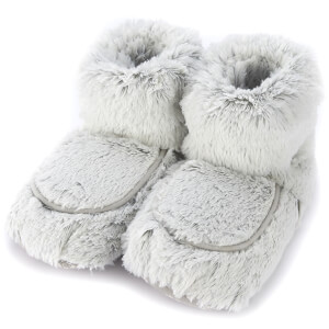 Warmies Marshmallow Boots - Grey