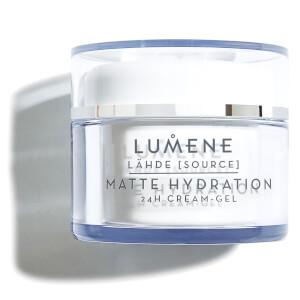 Lumene Lähde Nordic Hydra Matte Hydration 24H Cream Gel 50ml