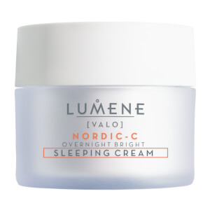 Lumene Nordic C [Valo] Overnight Bright Sleeping Cream 50 ml