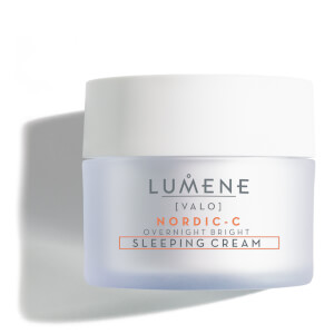 Восстанавливающий крем-сон Lumene Nordic C [Valo] Overnight Bright Sleeping Cream 50 мл