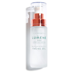 Lumene Sisu Recover and Protect Facial Oil 30ml