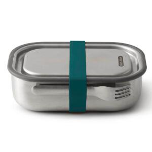 Black+Blum Stainless Steel Lunch Box - Ocean