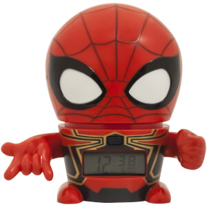 BulbBotz™ Marvel Avengers: Infinity War Iron Spider Night Clock