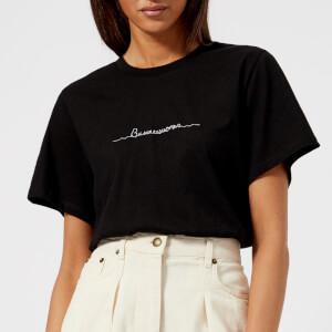 Rejina Pyo Women's Erin Business Woman T-Shirt - Black