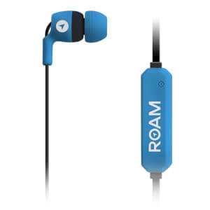 ROAM Journey In-Ear Bluetooth Earphones - Blue