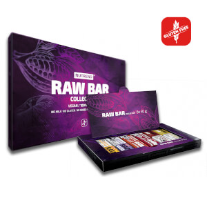 Nutrend RAW Bar Collection - Mix of Flavours 6 x 50g